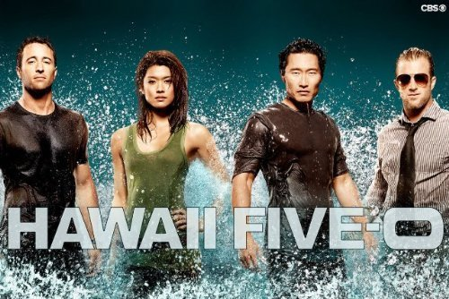 principal cast of Hawaii Five-0